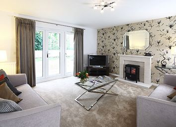 """Thumbnail 4 bed detached house for sale in """"Hollandswood"""" at Tilston Road, Malpas"""