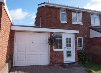 Thumbnail 2 bed semi-detached house for sale in Hartleyburn, Wilnecote, Tamworth