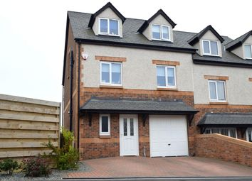 Thumbnail 4 bedroom semi-detached house for sale in Rosewood Grove, Barrow-In-Furness, Cumbria