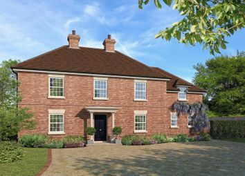 Whittonditch, Ramsbury, Marlborough, Wiltshire SN8. 5 bed detached house for sale