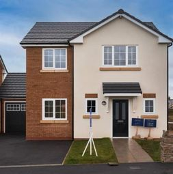 Thumbnail 4 bed detached house for sale in The Brecon, Summer Hill Farm, Drovers Lane, Caerwys