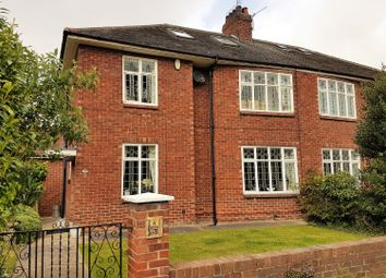Thumbnail 3 bed semi-detached house for sale in Walton Avenue, Linthorpe, Middlesbrough