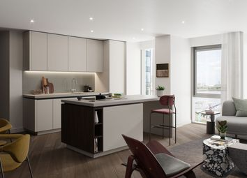 Thumbnail 3 bedroom flat for sale in 2 Cutter Lane, Greenwich Peninsula