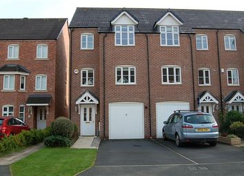 Thumbnail 4 bed property for sale in Goldfinch Drive, Preston