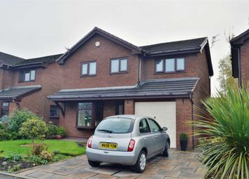 Thumbnail 4 bed detached house for sale in Holdenbrook Close, Leigh