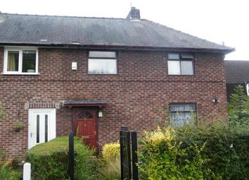 Thumbnail 3 bed semi-detached house to rent in Sale Road, Wythenshawe, Manchester