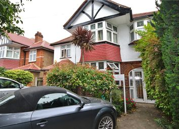 Thumbnail 4 bed detached house for sale in Percy Road, Whitton, Middlesex
