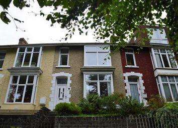Thumbnail 3 bed terraced house for sale in Brynmill Terrace, Swansea