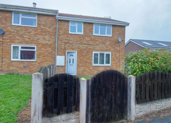 Thumbnail 3 bed terraced house for sale in Woodlands Way, Denaby Main, Doncaster