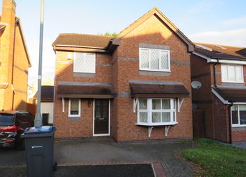 Thumbnail 4 bed detached house to rent in Churchill Road, New Oscott, Sutton Coldfield