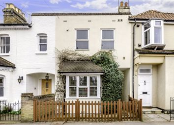 Thumbnail 2 bed terraced house for sale in Lucy Cottage, Queens Road, Hersham, Walton-On-Thames, Surrey