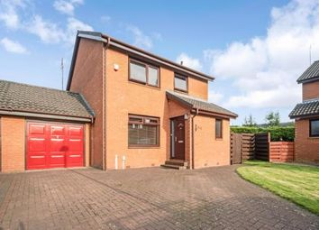 Thumbnail 3 bed link-detached house for sale in The Wickets, Paisley, Renfrewshire