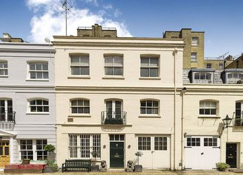 Thumbnail 3 bed mews house for sale in Petersham Place, London
