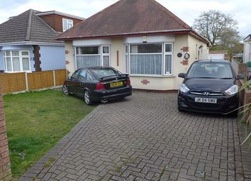 Thumbnail 3 bed bungalow to rent in Manor Avenue, Parkstone, Poole