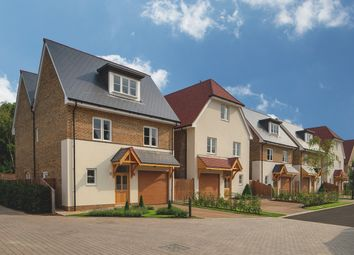 Thumbnail 4 bed detached house for sale in Chigwell Grange, High Road, Chigwell, Essex