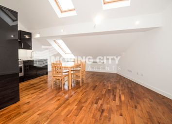 Thumbnail 2 bed flat to rent in Fourscore Mansions, 113 Albion Drive, Hackney