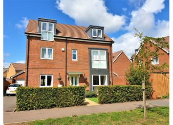 Thumbnail 5 bed detached house for sale in Bramley Road, Aylesbury