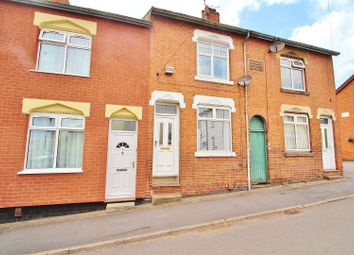 Thumbnail 2 bed terraced house to rent in Highfield Street, Anstey, Leicestershire