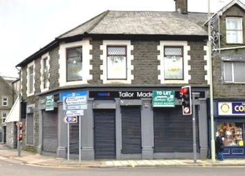 Thumbnail Retail premises to let in High Street, Treorchy