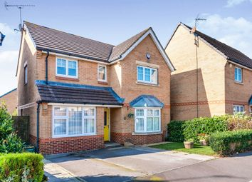 Thumbnail 4 bed detached house for sale in Suran Y Gog, Barry