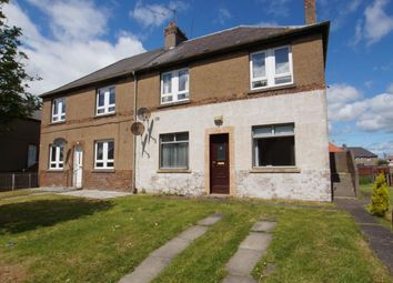 Thumbnail 2 bed flat to rent in Byron Street, Methil, Leven
