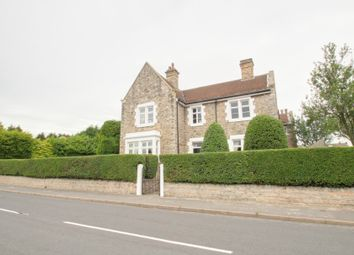 Thumbnail 5 bed detached house for sale in Cusworth Lane, Cusworth, Doncaster