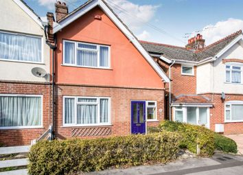 Thumbnail 3 bed semi-detached house for sale in Osborne Road, Wimborne