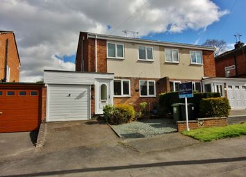 Thumbnail 3 bed semi-detached house for sale in Caesar Road, Kenilworth