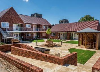 Thumbnail 1 bed flat for sale in York Place, Becclesgate, Dereham