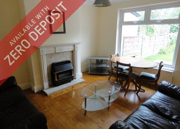Thumbnail 3 bedroom property to rent in Mornington Crescent, Fallowfield, Manchester