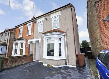 Thumbnail 3 bed semi-detached house for sale in Scratton Road, Stanford-Le-Hope