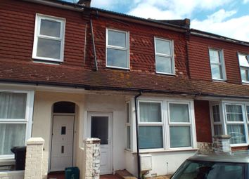 Thumbnail 3 bed terraced house to rent in Winchcombe Road, Eastbourne