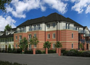 Thumbnail 1 bedroom flat for sale in Coppice Gate, Beaulieu Rd, Dibden Purlieu