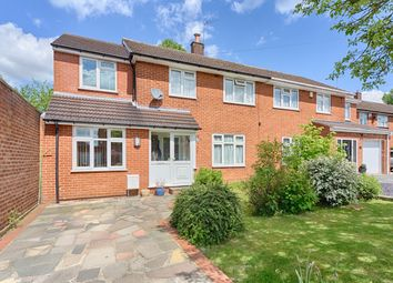 Thumbnail 4 bed semi-detached house for sale in Honister Close, Stanmore