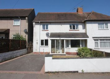 3 bed semi-detached house for sale in Henry Street, Hinckley LE10