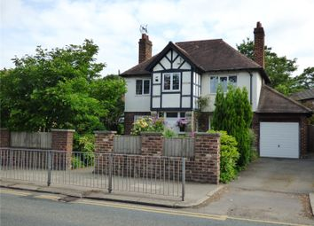 Thumbnail 3 bed detached house for sale in Leyfield Road, Liverpool, Merseyside
