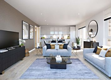 Thumbnail 1 bed flat for sale in Osiers Square, Wandsworth