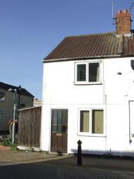 Thumbnail 2 bed end terrace house to rent in St. Martins Street, Peterborough