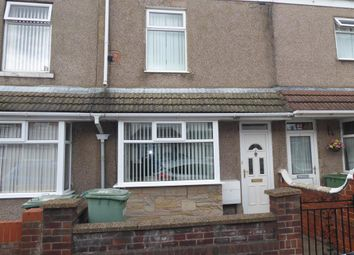 Thumbnail 3 bed terraced house for sale in Columbia Road, Grimsby