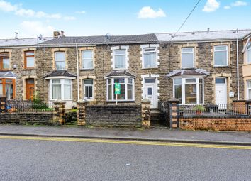 Thumbnail 3 bed terraced house for sale in Hermon Road, Maesteg