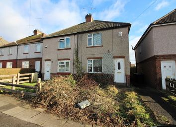 Thumbnail 2 bedroom semi-detached house for sale in Queen Margarets Road, Coventry