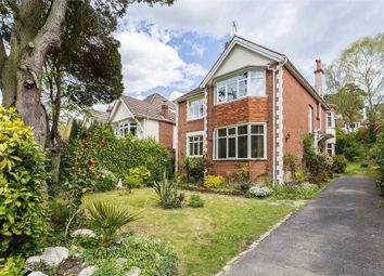 Thumbnail 5 bedroom detached house for sale in Chester Road, Branksome Park, Poole