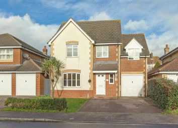 Thumbnail 5 bed detached house for sale in Recreation Way, Kemsley, Sittingbourne