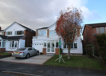 Thumbnail 5 bedroom detached house for sale in Glendale Drive, Ladybridge, Bolton