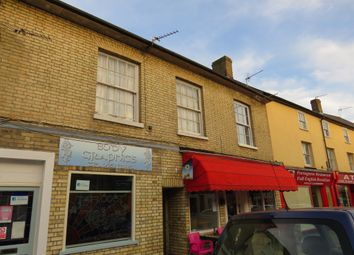 Thumbnail 2 bed flat for sale in High Street, Soham, Ely