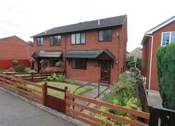 Thumbnail 3 bed semi-detached house for sale in 50, Prince Street, Leek, Leek, Staffordshire