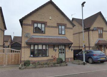 Thumbnail 4 bedroom detached house for sale in St.Julien Close, Duston, Northampton, Northamptonshire