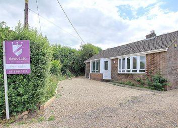 Croft Way, Woodcote, Reading RG8. 2 bed detached bungalow