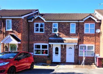 Thumbnail 1 bed town house for sale in Berrywood Drive, Prescot