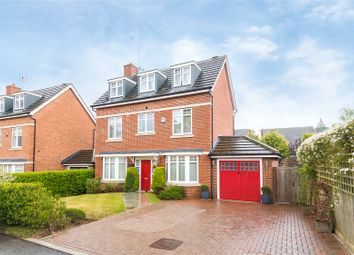 Thumbnail 4 bed detached house for sale in Padelford Lane, Stanmore